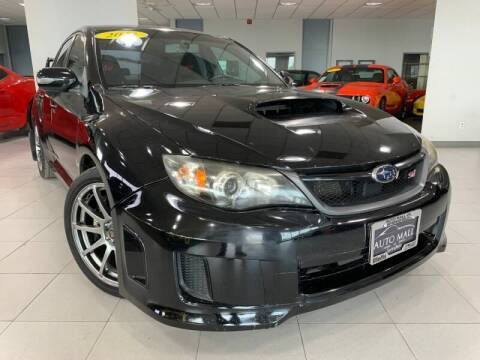2011 Subaru Impreza for sale at Auto Mall of Springfield in Springfield IL