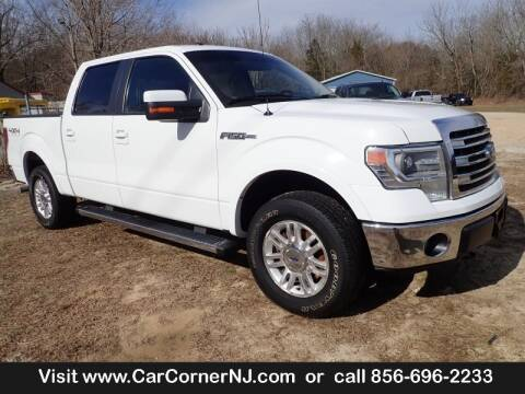 2013 Ford F-150 for sale at Car Corner INC in Vineland NJ