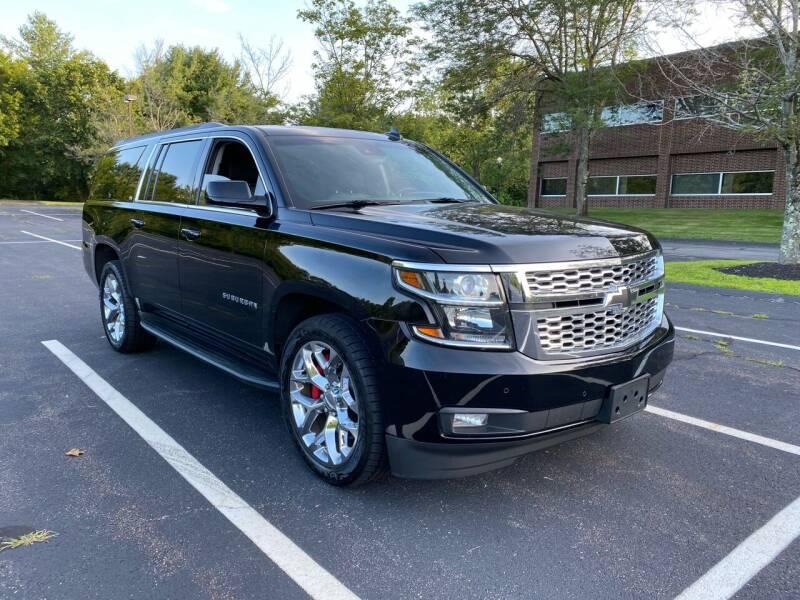 2016 Chevrolet Suburban for sale at Broadway Motoring Inc. in Arlington MA