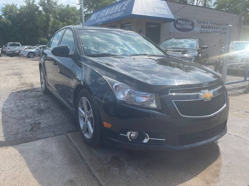 2012 Chevrolet Cruze for sale at Great Lakes Auto House in Midlothian IL