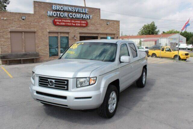 2006 Honda Ridgeline for sale at Brownsville Motor Company in Brownsville TX
