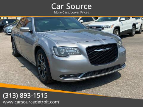 2015 Chrysler 300 for sale at Car Source in Detroit MI