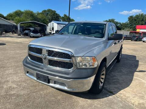 2014 RAM Ram Pickup 1500 for sale at Newsed Auto in Houston TX