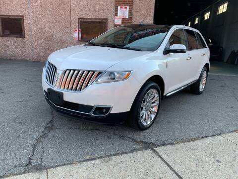 2014 Lincoln MKX for sale at JMAC IMPORT AND EXPORT STORAGE WAREHOUSE in Bloomfield NJ