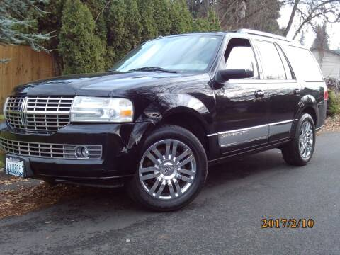 2007 Lincoln Navigator for sale at Redline Auto Sales in Vancouver WA