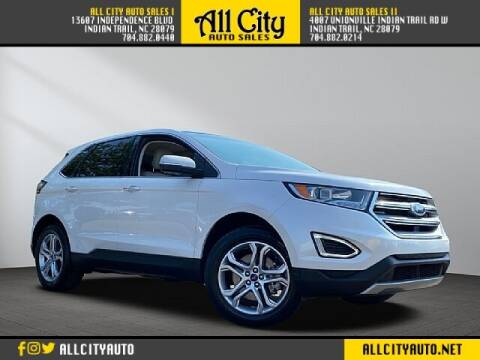 2017 Ford Edge for sale at All City Auto Sales in Indian Trail NC