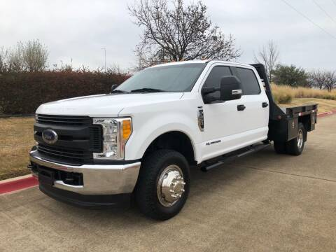 2017 Ford F-350 Super Duty for sale at Taylor Investments in Plano TX