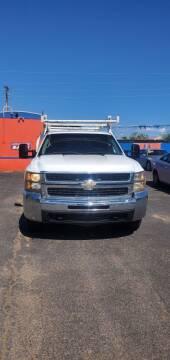2010 Chevrolet Silverado 2500HD for sale at Juniors Auto Sales in Tucson AZ