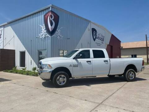 2013 RAM Ram Pickup 2500 for sale at Barrett Auto Gallery in San Juan TX