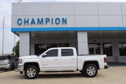 2018 GMC Sierra 1500 for sale at Champion Chevrolet in Athens AL