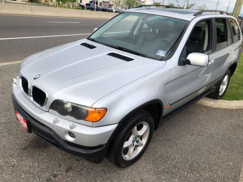 2003 BMW X5 for sale at STATE AUTO SALES in Lodi NJ