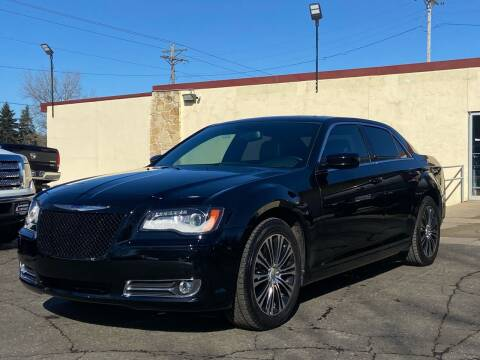 2014 Chrysler 300 for sale at North Imports LLC in Burnsville MN
