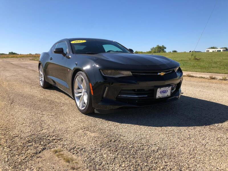 2017 Chevrolet Camaro for sale at Alan Browne Chevy in Genoa IL
