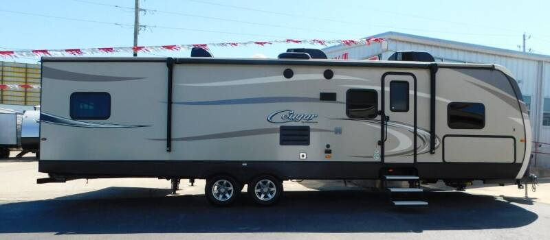 2017 Keystone Cougar 32FBS for sale at Motorsports Unlimited in McAlester OK