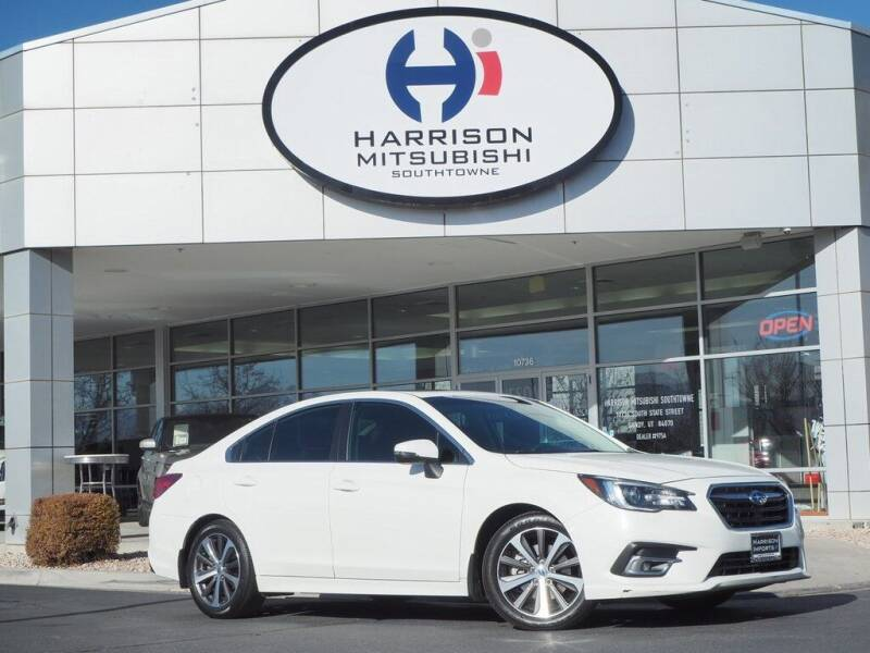 2018 Subaru Legacy for sale at Harrison Imports in Sandy UT