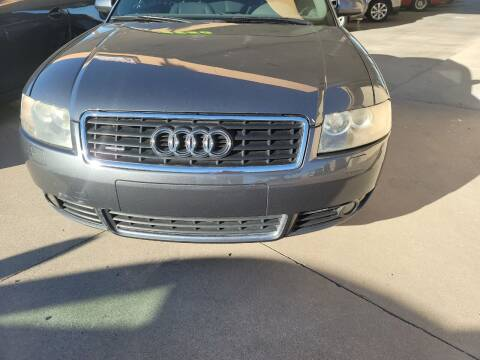 2006 Audi A4 for sale at Carzz Motor Sports in Fountain Hills AZ