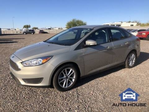 2016 Ford Focus for sale at Auto House Phoenix in Peoria AZ