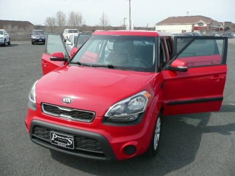 2013 Kia Soul for sale at Prospect Auto Sales in Osseo MN
