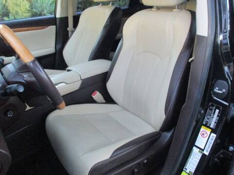 2017 Lexus RX 350 for sale at Valley Coach Co Sales & Lsng in Van Nuys CA