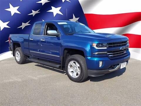 2018 Chevrolet Silverado 1500 for sale at Gentilini Motors in Woodbine NJ