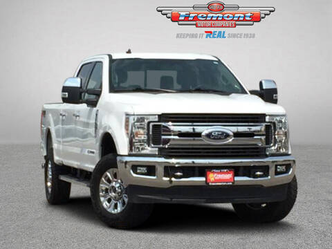 2019 Ford F-250 Super Duty for sale at Rocky Mountain Commercial Trucks in Casper WY
