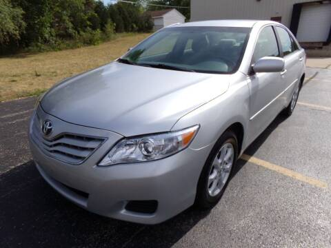 2011 Toyota Camry for sale at Rose Auto Sales & Motorsports Inc in McHenry IL