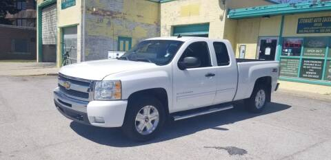 2011 Chevrolet Silverado 1500 for sale at Stewart Auto Sales Inc in Central City NE