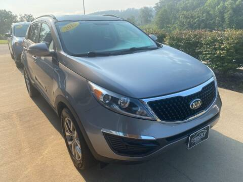 2015 Kia Sportage for sale at Car City Automotive in Louisa KY
