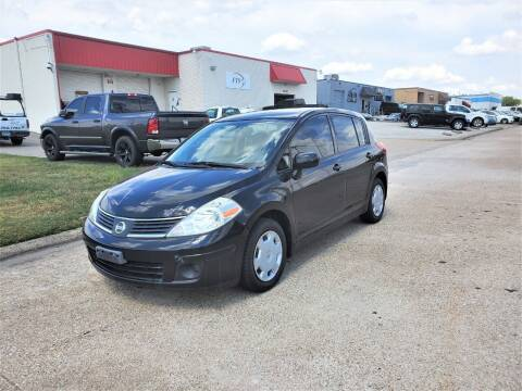 2008 Nissan Versa for sale at Image Auto Sales in Dallas TX