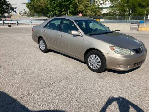2005 Toyota Camry for sale at Ace Motors in Saint Charles MO