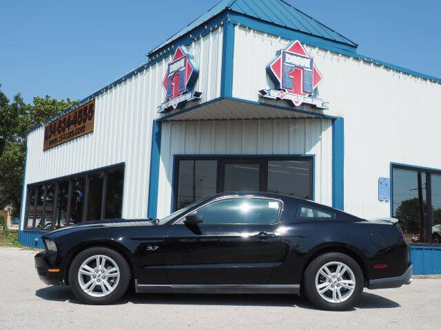2011 Ford Mustang for sale at DRIVE 1 OF KILLEEN in Killeen TX