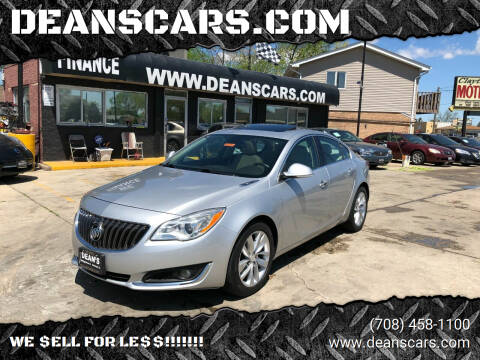 2014 Buick Regal for sale at DEANSCARS.COM in Bridgeview IL