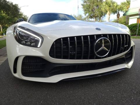 2018 Mercedes-Benz AMG GT for sale at Monaco Motor Group in Orlando FL