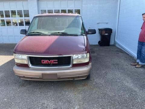 2002 GMC Safari for sale at Stan's Auto Sales Inc in New Castle PA