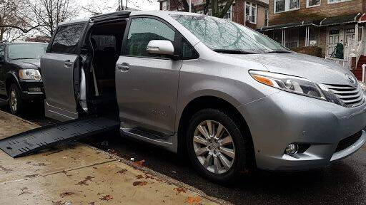 2016 Toyota Sienna for sale at Seewald Cars - Brooklyn in Brooklyn NY