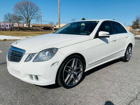 2010 Mercedes-Benz E-Class for sale at Capri Auto Works in Allentown PA