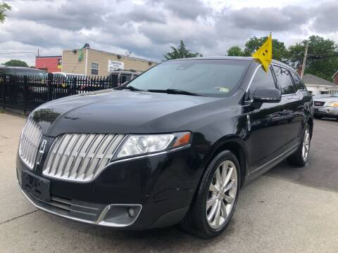 2010 Lincoln MKT for sale at Crestwood Auto Center in Richmond VA