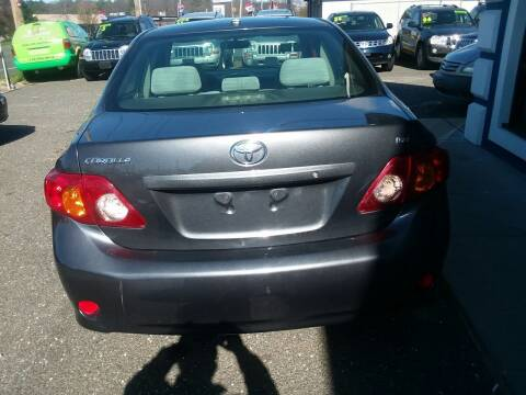 2009 Toyota Corolla for sale at International Auto Sales Inc in Staten Island NY