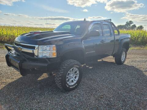 2008 Chevrolet Silverado 1500 for sale at Shinkles Auto Sales & Garage in Spencer WI