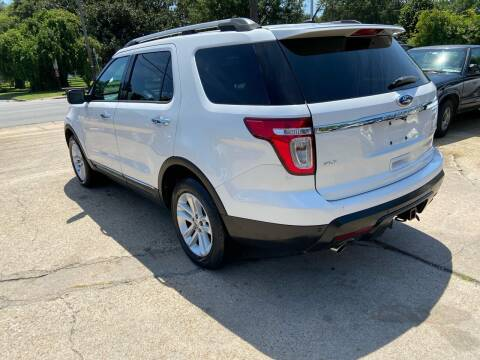 2011 Ford Explorer for sale at Whites Auto Sales in Portsmouth VA