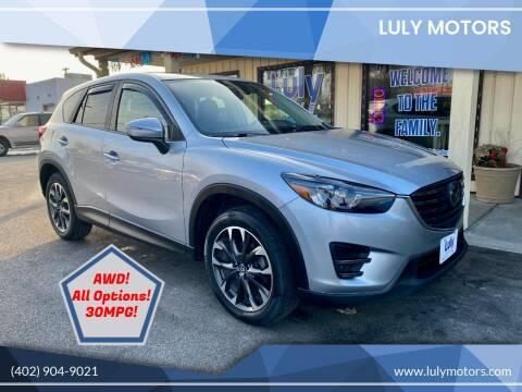 2016 Mazda CX-5 for sale at Luly Motors in Lincoln NE
