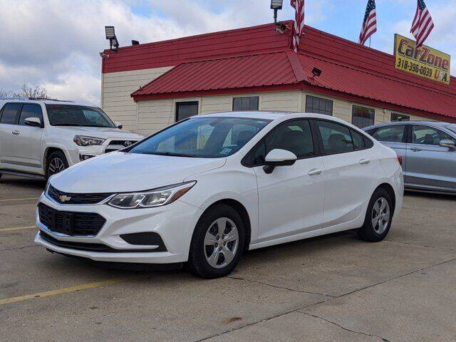2017 Chevrolet Cruze for sale at CarZoneUSA in West Monroe LA