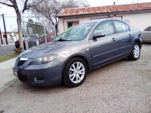 2008 Mazda MAZDA3 for sale at Larry's Auto Sales Inc. in Fresno CA