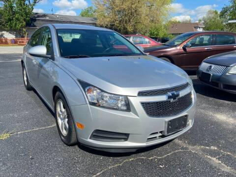2014 Chevrolet Cruze for sale at I Car Motors in Joliet IL