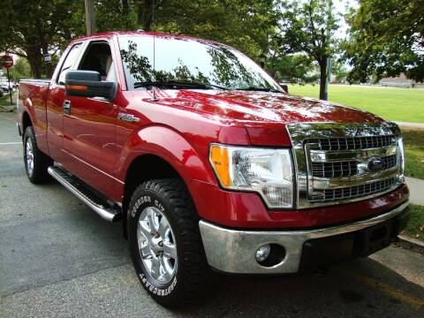 2014 Ford F-150 for sale at Discount Auto Sales in Passaic NJ