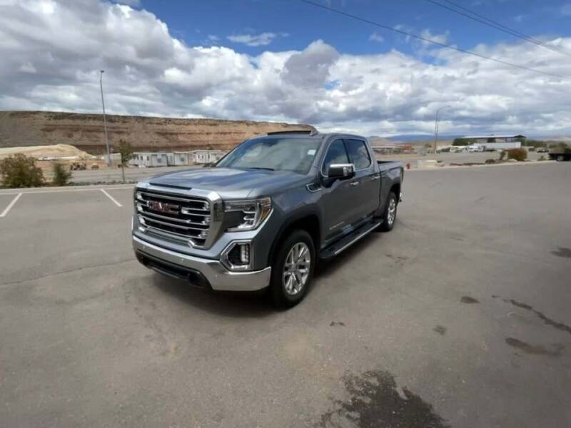 2019 GMC Sierra 1500 for sale at REES AUTO BROKERS in Washington UT