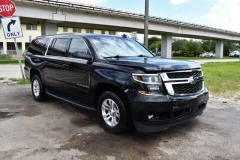 2019 Chevrolet Suburban for sale at AE Of Miami in Miami FL