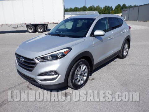 2016 Hyundai Tucson for sale at London Auto Sales LLC in London KY
