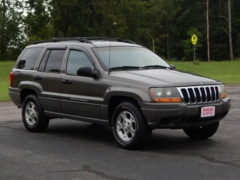 2000 Jeep Grand Cherokee for sale at Boyles Auto Sales in Jasper AL
