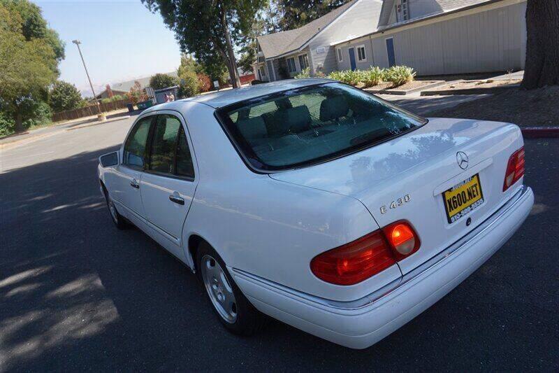 1999 Mercedes-Benz E-Class E 430 4dr Sedan - Fremont CA